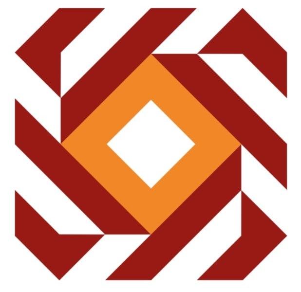 Austošā saule logo