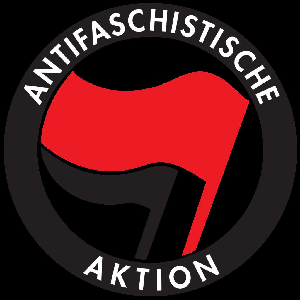 Mūsdienu antifa logo