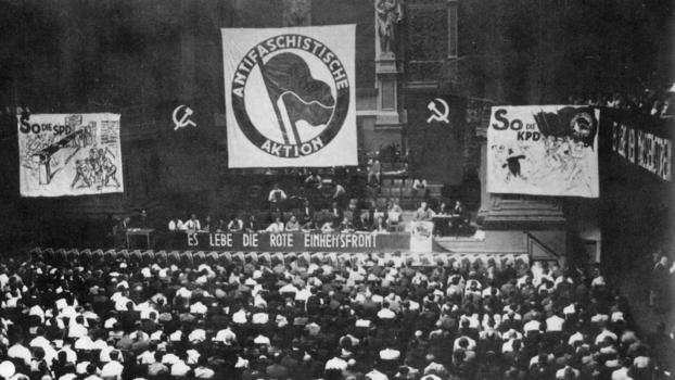 Antifa konference