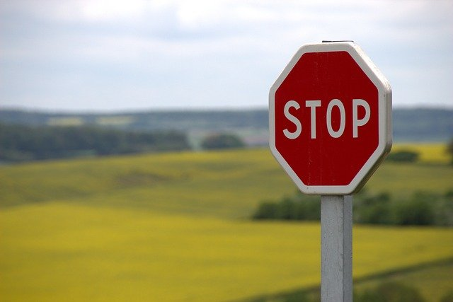 Stop zīme