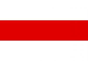 white red white flag