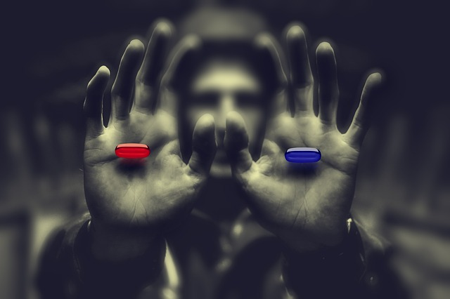 Red pill blue bill