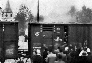 Deportācijas vagoni